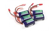 Turnigy nano-tech 260mah 2S 35~70C Lipo Pack2