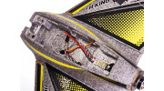 "H-King Swallow670 FPV Flyingwing 670mm (26.4"") PNF - electronics bay"
