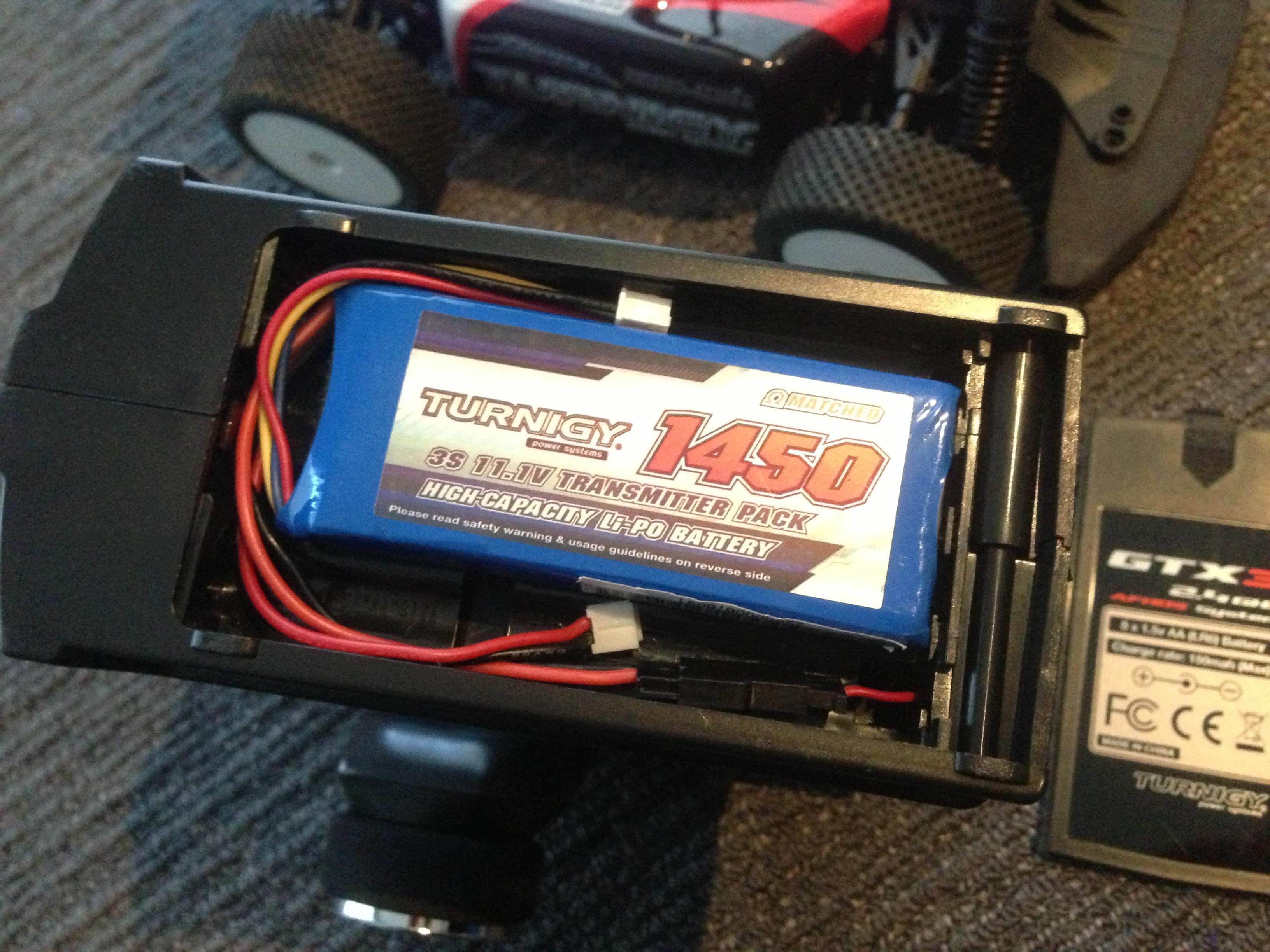 Turnigy GTX3 AFHDS 2 4ghz 3 Channel Radio System