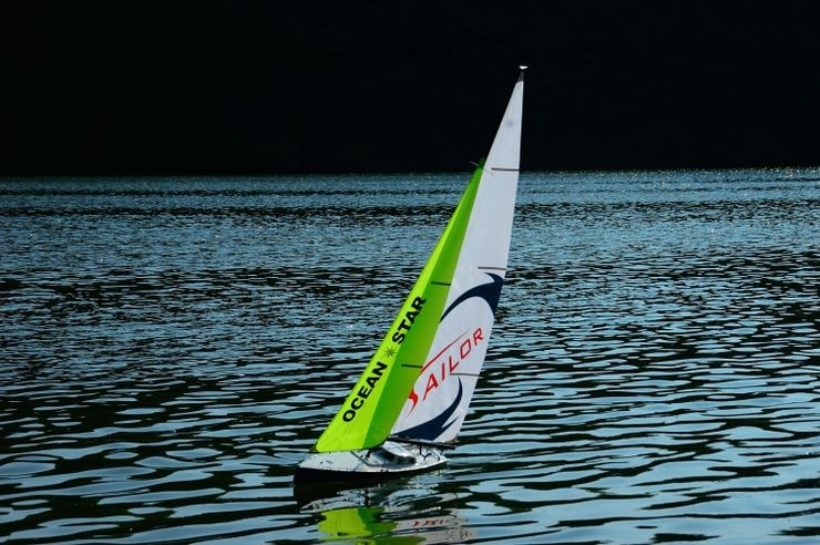 RC Ocean Going Racing Yacht 2 2m