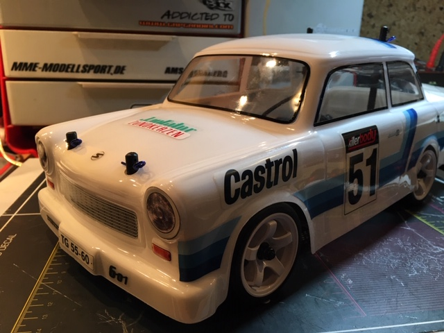 BSR Racing M RAGE 1/10 4WD M-Chassis (Un-Assembled Kit)