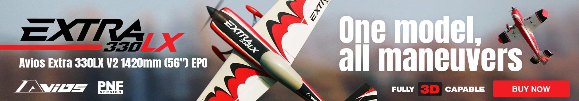 Avios Extra 330LX - Buy Now!