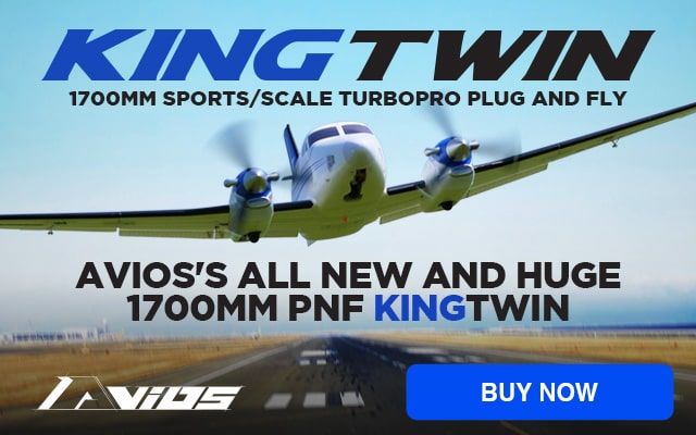 Avios's All New and Huge 1700mm PNF KingTwin - Buy Now!
