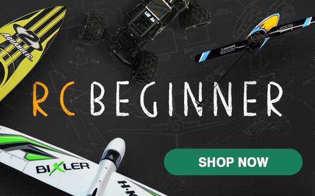RC Beginner - Shop Now!