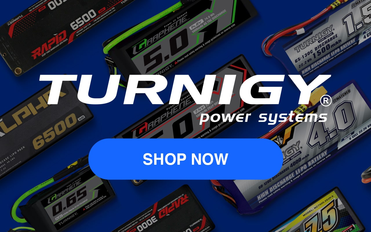 Turnigy RC Lipo Batteries