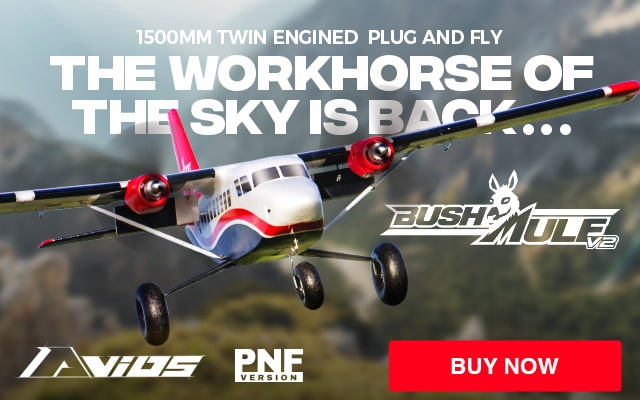 Avios BushMule V2 - Buy Now!