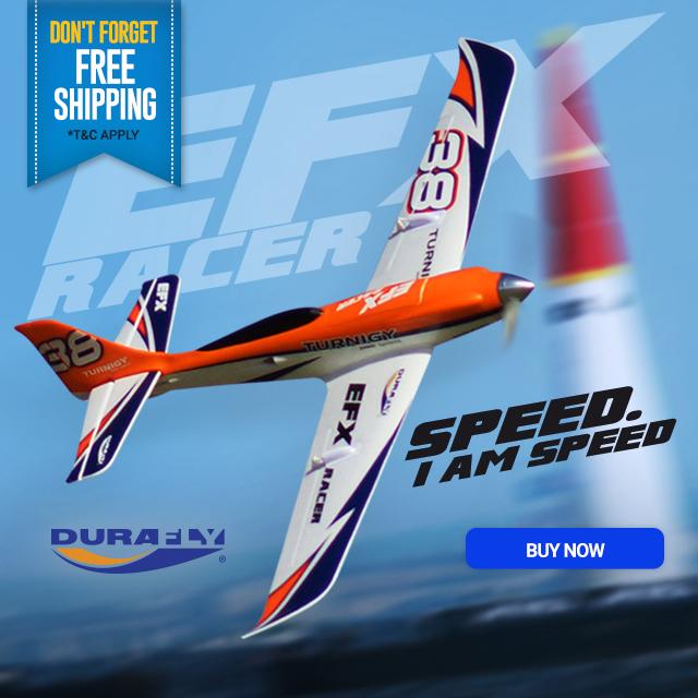 Durafly EFX Racer
