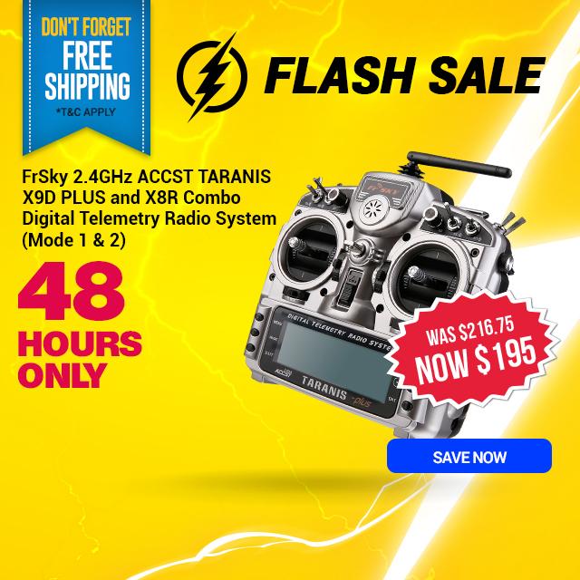 Flash Sale FrSky