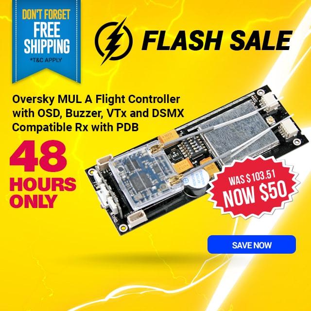 Flash Sale Oversky MUL A Flight Controller