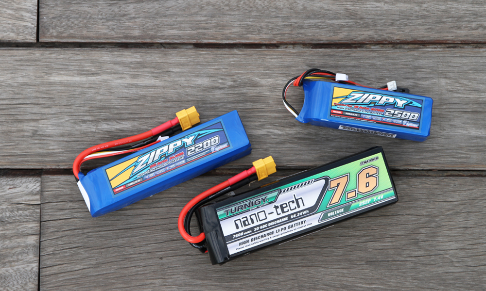 LIPO Battery Safety 101