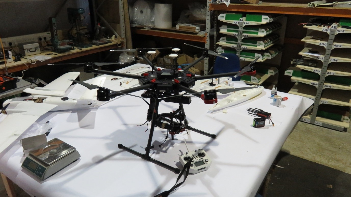Building a Big Multirotor Part One: The Basics and Power System