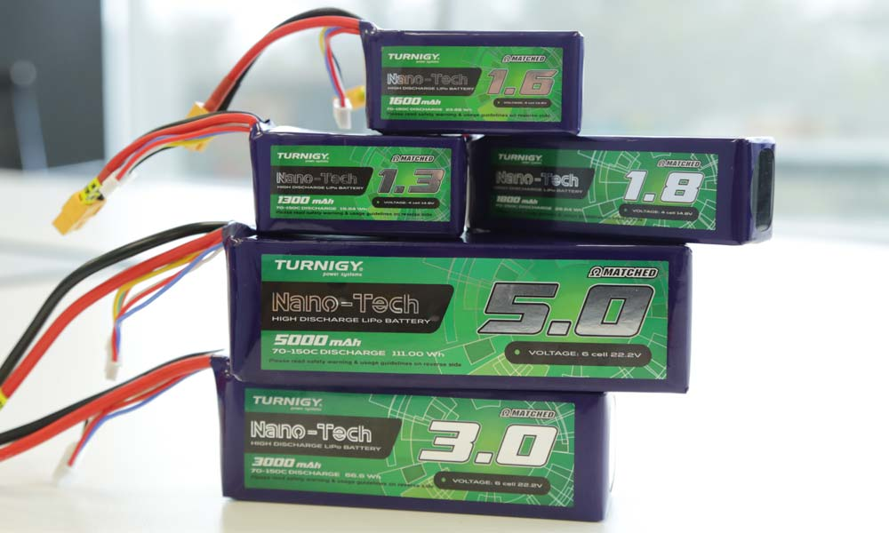 Turnigy Nano-Tech Plus: Packed With Power