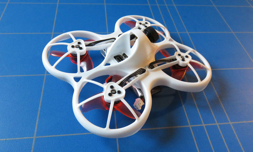 Learning To Fly: Part Four - Multirotors