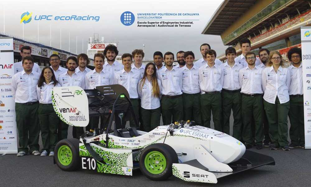 HobbyKing Servos Used in First Four-Wheel Drive Electric Vehicle in Spain