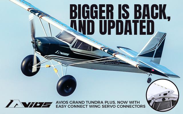 Avios Grand Tundra Plus