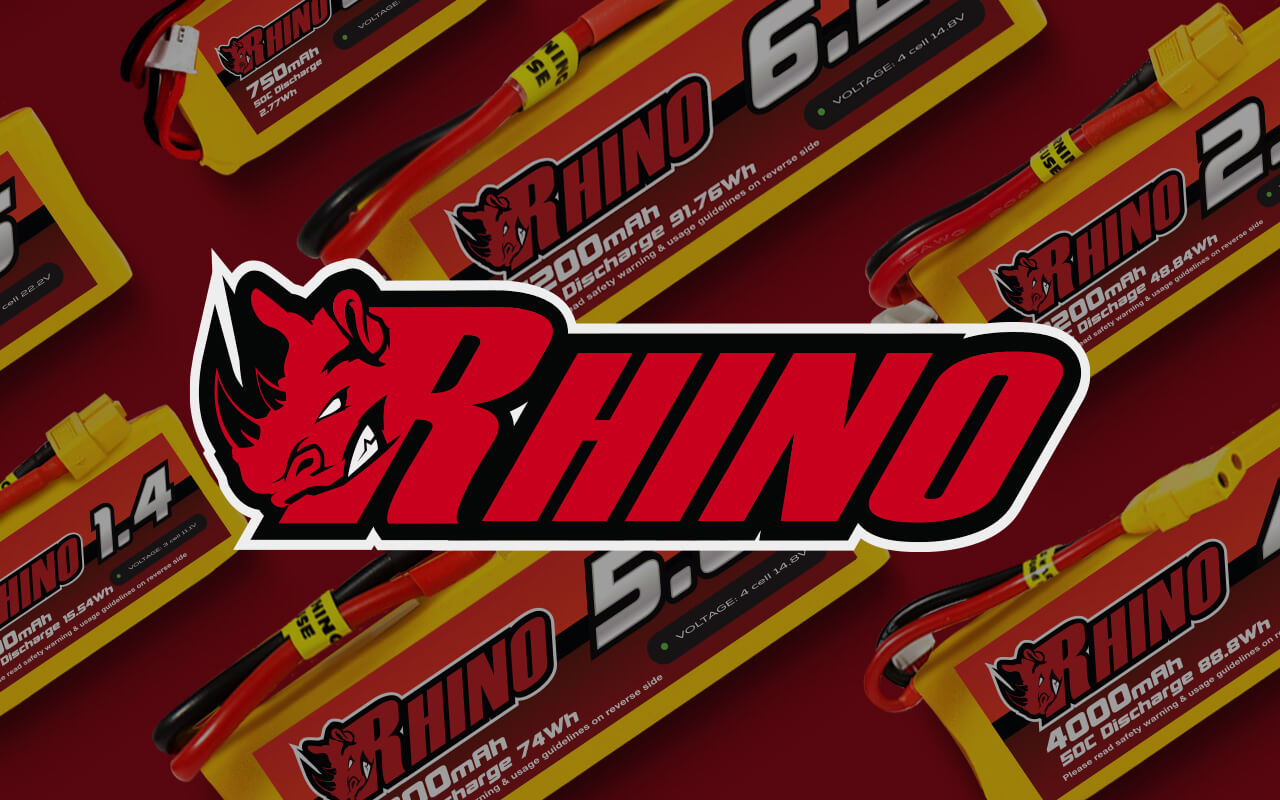 Rhino RC Batteries