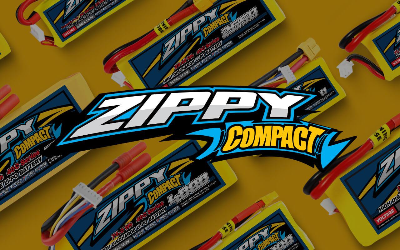 Zippy Compact RC Batteries