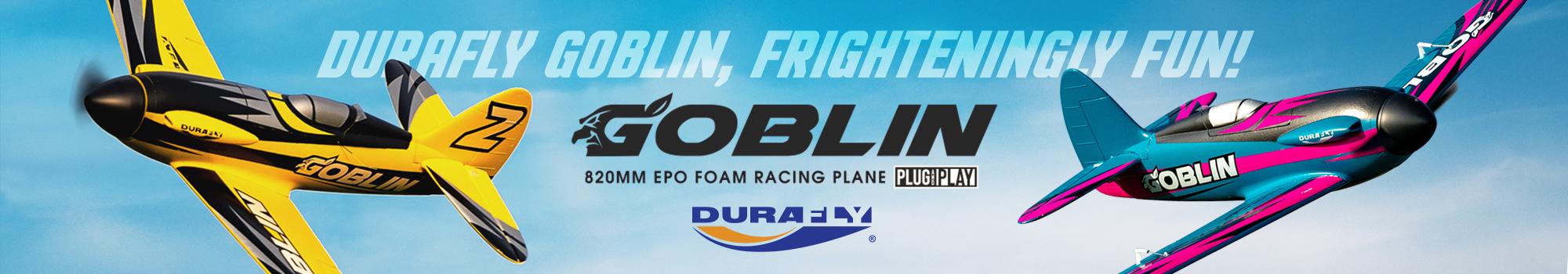 Durafly Goblin, Frighteningly Fun!