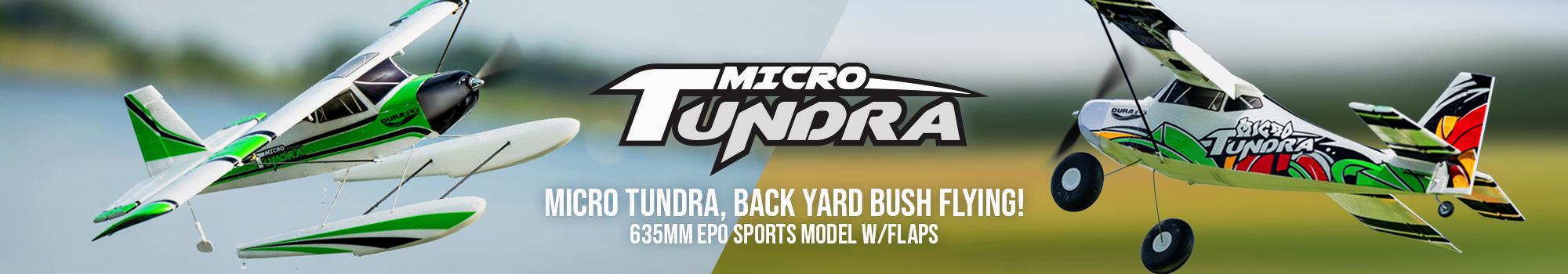 Durafly Micro Tundra