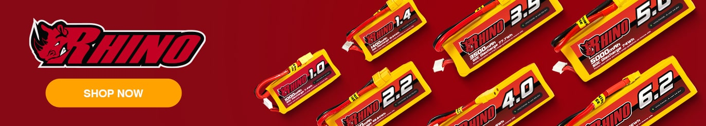 Rhino RC Batteries