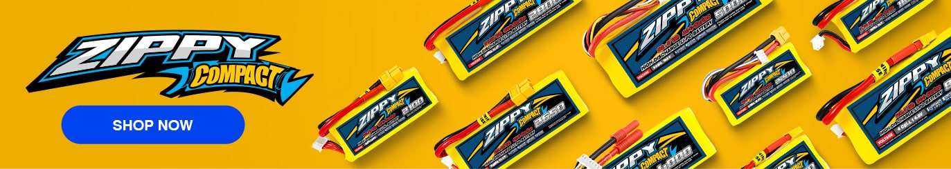 Zippy Compact RC Batteries