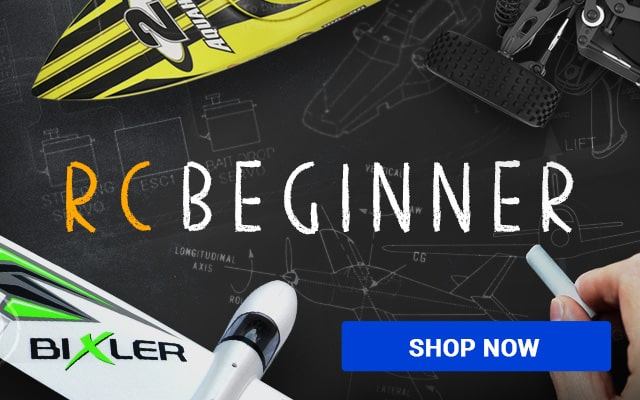 BEGINNER'S RC PLANES, CARS, BOATS