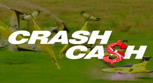 Crash Cash is BACK!